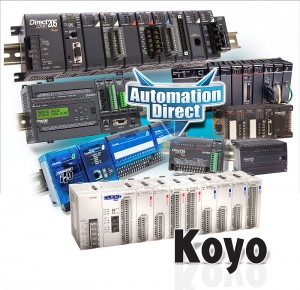 PLCs Koyo Automation Direct