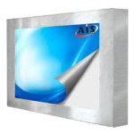 Rugged Stainless Monitor AIS