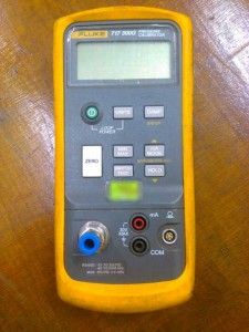 pressure calibrator 717 300G Fluke