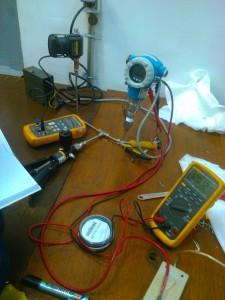 Kalibrasi Pressure Transmitter