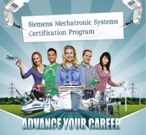The Siemens Mechatronic System Certification Program (via siemens-certifications.com)